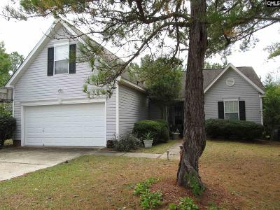 Lexington Single Family Home For Sale: 405 Gibson Forest