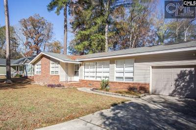 Lexington County Single Family Home For Sale: 676 Lockner