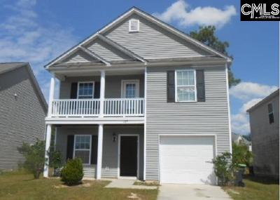Villages At White Knoll Single Family Home For Sale: 487 Cape Jasmine