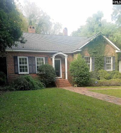 Kershaw County Single Family Home For Sale: 210 Chesnut