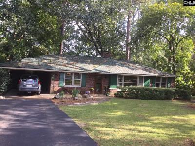 Single Family Home For Sale: 4714 Meadowood