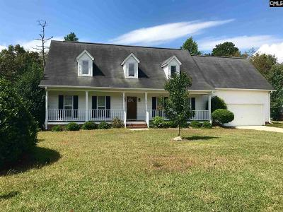 West Columbia Single Family Home For Sale: 520 Hallsborough