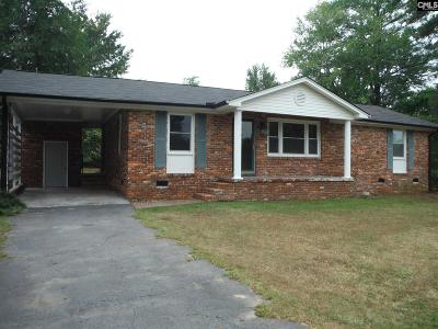 Columbia SC Single Family Home For Sale: $115,500