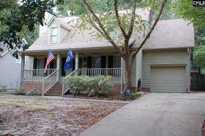 West Columbia Single Family Home For Sale: 104 Double Branch