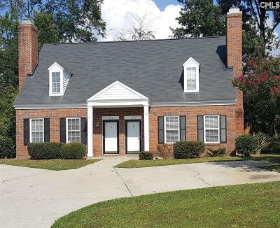 West Columbia Townhouse For Sale: 1243 Hulon