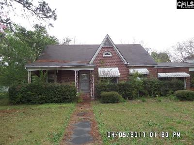 Bishopville Single Family Home For Sale: 614 W Church