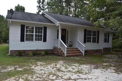 Kershaw County Single Family Home For Sale: 2151 Springvale