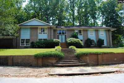 West Columbia Single Family Home For Sale: 953 Riverview