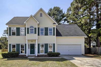 Lexington Single Family Home For Sale: 834 Whitney