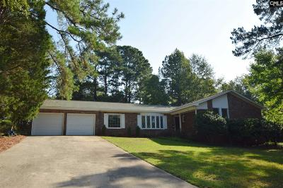 Columbia Single Family Home For Sale: 107 Canterfield
