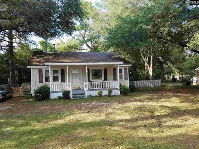 Kershaw County Single Family Home For Sale: 534 Old Stagecoach