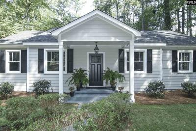 Columbia Single Family Home For Sale: 3919 Parkman
