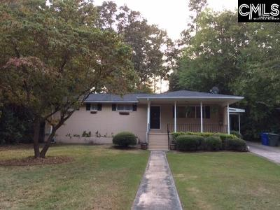 Single Family Home For Sale: 1817 Boyer