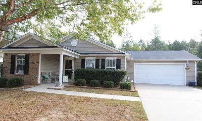Lexington Single Family Home For Sale: 160 Star Hill