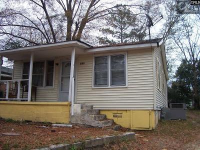 Monetta, Ridge Spring, Wagener, Johnston, Pelion, Newberry, Ward Single Family Home For Sale: 820 Taylor