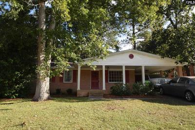 Lexington County, Richland County Single Family Home For Sale: 1716 Sapling