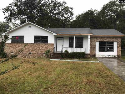 Columbia Single Family Home For Sale: 3709 Lochmore