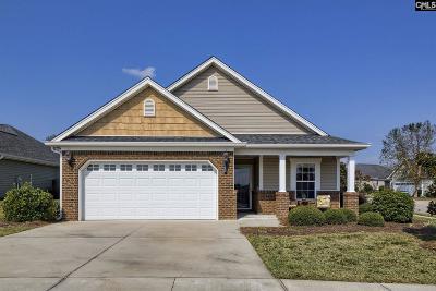 Batesburg, Leesville Single Family Home For Sale: 102 Burgundy