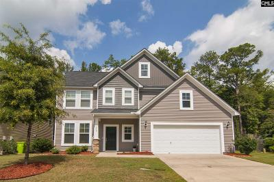 Blythewood Single Family Home For Sale: 510 Flat Creek