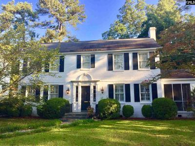 Richland County Single Family Home For Sale: 3921 Kilbourne