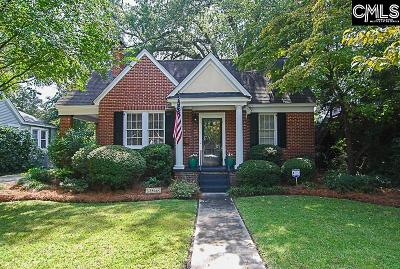 Shandon Single Family Home For Sale: 3506 Wheat