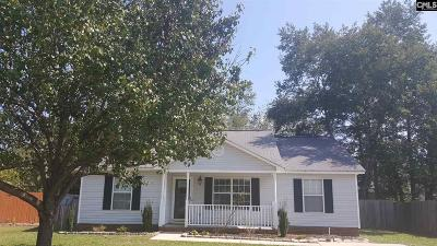 West Columbia Single Family Home For Sale: 224 Pebble Creek