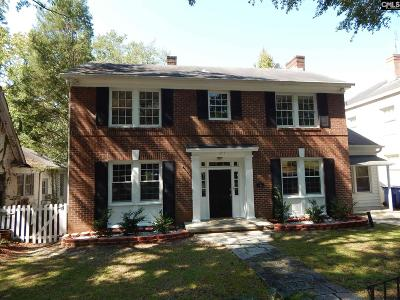 Richland County Single Family Home For Sale: 211 Harden