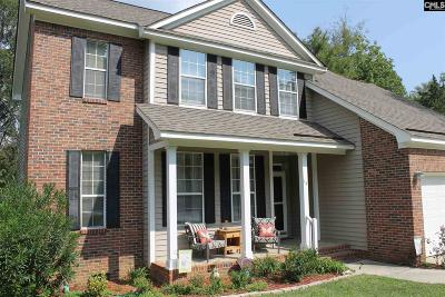 Irmo Single Family Home For Sale: 16 Glenhawk
