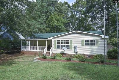 Batesburg, Leesville Single Family Home For Sale: 115 Crystal Cove