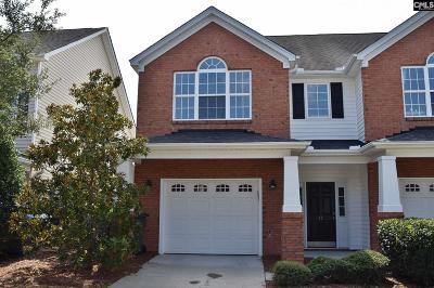 Lexington County, Richland County Townhouse For Sale: 17 Braiden Manor