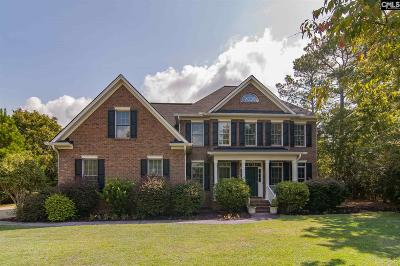 Blythewood Single Family Home For Sale: 2 Coleman Ridge