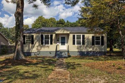 Columbia SC Single Family Home For Sale: $97,000