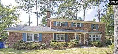Columbia SC Single Family Home For Sale: $196,500