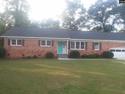Lexington County Single Family Home For Sale: 533 Woodland