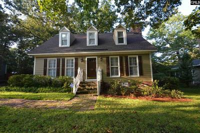 Single Family Home For Sale: 309 Hampton Trace