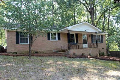 Lexington Single Family Home For Sale: 514 Harmon