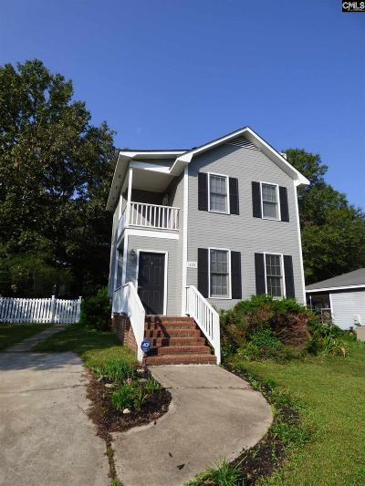Irmo Single Family Home For Sale: 405 Dutch