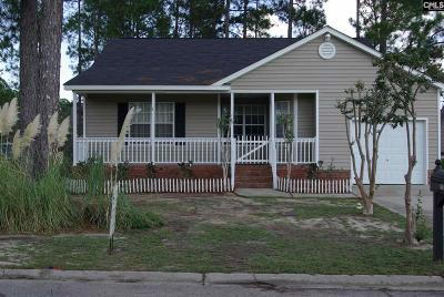 Single Family Home For Sale: 207 Woodlands Village