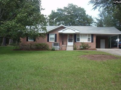 Cayce, Springdale, West Columbia Single Family Home For Sale: 816 Fontanna