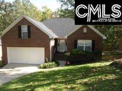 Columbia Single Family Home For Sale: 9 Loggerhead