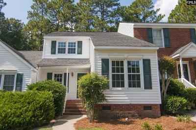 Columbia SC Townhouse For Sale: $100,000