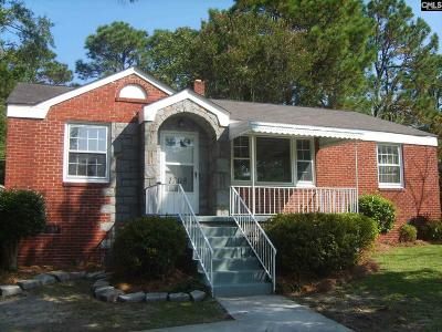 West Columbia SC Single Family Home For Sale: $139,800