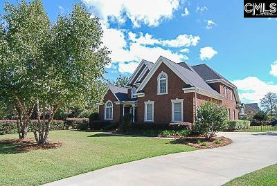 Blythewood Single Family Home For Sale: 501 Cartgate
