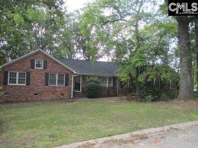 Irmo Single Family Home For Sale: 322 Boulters Lock