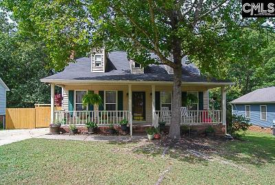 Irmo Single Family Home For Sale: 112 Brafield