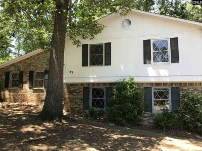Columbia Single Family Home For Sale: 167 Piney Grove