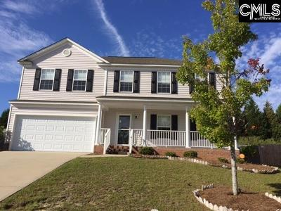 Columbia Single Family Home For Sale: 259 Indigo Springs
