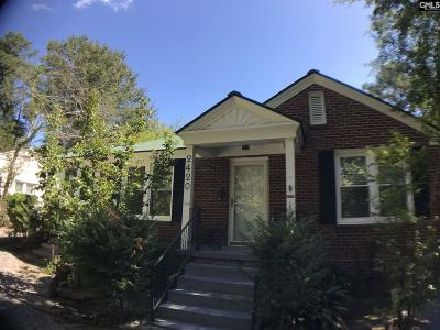 Columbia Single Family Home For Sale: 2420 Glenwood