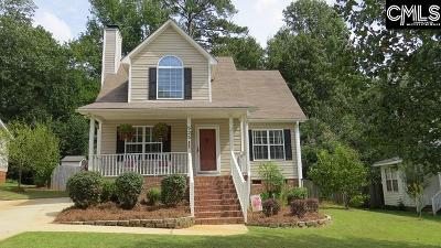 Columbia SC Single Family Home Sold: $126,900