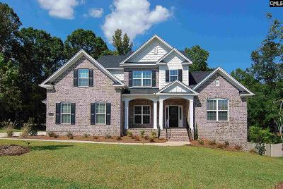 Irmo Single Family Home For Sale: 140 Ascot Woods Circle Lot 4